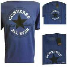 Converse Graphic Tee Solid T Shirts for Men for sale | eBay