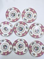 Royal Albert Lady Carlyle fine bone china bread & butter plates