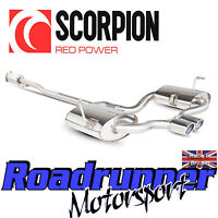 Scorpion Performance Exhaust Mini Cooper S R53 Hatch Cat Back Resonated - SMN012