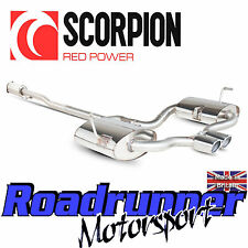 Scorpion Performance exhaust Mini Cooper S R53 Hatch CAT BACK Resonated-SMN012
