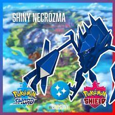 SHINY NECROZMA | BRAND NEW DLC CROWN TUNDRA POKEMON SWORD & SHIELD