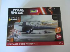 ✨ Star Wars Revell Maquette Resistance X-Wing Fighter Disney Neuf Jamais Ouvert