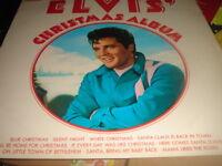 ELVIS CHRISTMAS ALBUM LP NR MINT VINYL UK Laminated Sleeve Presley Xmas