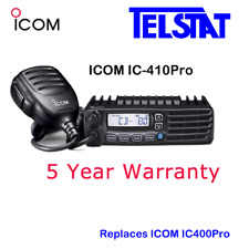 Icom IC-410Pro IC 410 (Replaces IC400Pro) 80 Channel UHF CB Radio