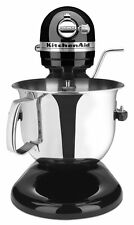 KitchenAid Bowl-Lift Stand Mixer RKSM6573OB, 6-Qt, Onyx Black Certified Refurb
