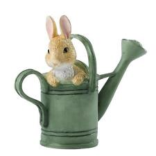 Beatrix Potter A28296 Peter in Watering Can Mini Figurine
