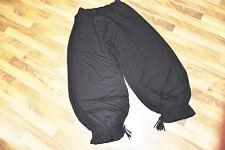 LOOK a strati raffinato Pantaloni a palloncino 4x knotenraffzüge IN GAMBA °°°