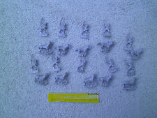 15mm  Stone Mountain  Plains wars Mounted Warriors with lances