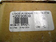 New OEM Starter Bendix Seadoo Part  Number 420890639