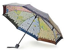 Fulton señoras Compacto Londres brollymap Paraguas por Mariona Otero
