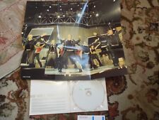 Limited Edition FIVE + QUEEN - WE WILL ROCK YOU (+ POSTER) - 3 TRACK CD SINGLE
