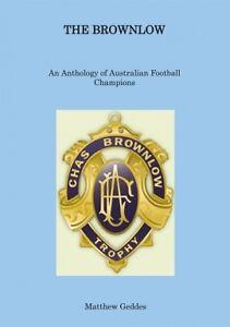 AFL Book - The Brownlow