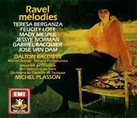 Jose Van Dam - Ravel: Melodies - Jose Van Dam CD DOVG The Fast Free Shipping