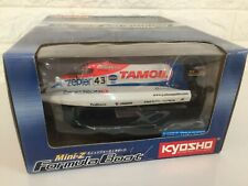 OLD Very Very Rare Kyosho MINI-Z Formula BOAT TAMOIL #43 READYSET from Japan F/S