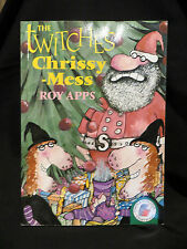 Twitches Chrissy-Mess by Roy Apps PB 1994 OOP R Like New