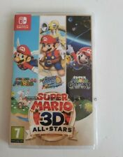 Super Mario 3D All Stars Nintendo Switch - Neuf sous Blister (Version française)