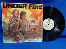 Under Fire OST Warner Bros. 1-23965 Nick Nolte Gene Hackman Joanna Cassidy Promo