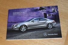 Mercedes Clase CLS lista de precios 2012 - 250 350 CDI 350 500 Sport CLS 63 AMG
