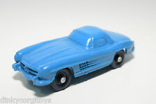 TOMTE LAERDAL VINYL 5 MERCEDES BENZ 300SL 300 SL BLUE EXCELLENT CONDITION