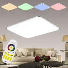 Lampada da Soffitto Led RGB dimmerabile cambio colore PLAFONIERA ULTRA SOTTILE