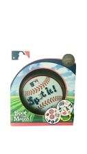 Spot It! Game - MLB Edition- All-League Card Game - Spot the Match! New