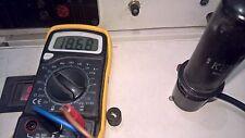 8 Pin Tube Bias Probe Cable Socket for Testing grid bias 6L6 6V6 EL34 KT88 5881