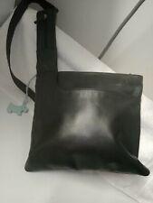 Radley Cross Body Blue/Black Leather Handbag beautiful quality
