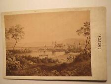 Corvey - Panorama - Kunstbild / KAB