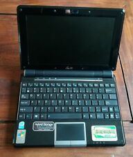 "ASUS Eee PC 1000HE 10"" 160GB, INTEL ATOM, 1.66GHz 2GB BLACK NETBOOK WINDOWS XP"