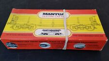 Ho Train Car Kit Mantua Coach Kit 1890 needs wheels