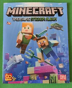 Minecraft PANINI stickers 2021 Singles to Choose Multibuy Discount UK seller