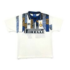 🔥Branca #27🔥Inter Milan 1995/96 Third Football Shirt Original Umbro - Medium