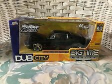 JADA TOYS DIECAST 1:24 SCALE DUB CITY BIGTIME MUSCLE SHELBY GT-500KR MIB!