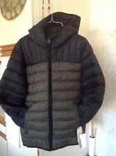Levis Lightweight Puffer Hooded Winter Jacket Hecho en Men Medium