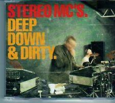 (DO526) Stereo Mc's, Deep Down & Dirty - 2001 CD