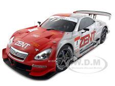 "LEXUS SC430 SUPER GT 2006 ""ZENT"" #1 1:18 DIECAST MODEL CAR BY AUTOART 80633"