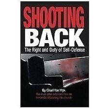 SHOOTING BACK - CHARL VAN WYK (PAPERBACK) NEW