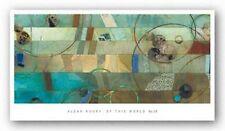 ART PRINT Of This World No 18 Aleah Koury