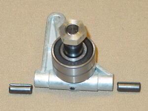 "Delta Rockwell 14"" Bandsaw Upper Shaft, Hinge, bearings w/nut 426-02-059-0001"