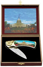 United States Capitol Building Collector Pocket Knife