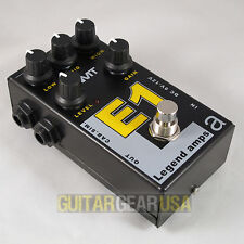 AMT Electronics Guitar Preamp E-1 Pedal (Legend Series) emulates ENGL Fireball