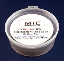 4 X Roland (RTL-1) Cinta de Eco Space Echo Bucle re 201,RE 101,RE 501,RE301 SRE 555