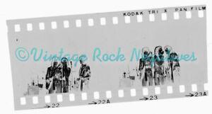 Rolling Stones MSG July 23, 1975 - VTG Original 35mm Photo Negatives w/ © Avail