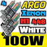 FORD H1 100w Halógeno Super Blanco Coche Bombillas Para Faros Frontales X