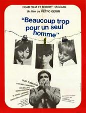 Affiche -  BEAUCOUP TROP POUR UN SEUL HOMME - 60x80cm
