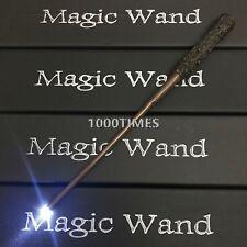 Harry Potter Hogwarts Harry Magic Wand Wizard w/ LED Light Cosplay Costume