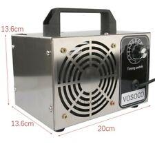 Generador de ozono desinfección máquina filtro de aire purificador para Bares