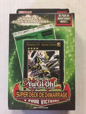 FRENCH Yugioh V For Victory Theme Deck For Card Game CCG TCG