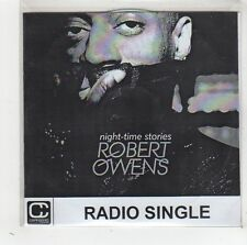 (FW15) Robert Owens, Night-Time Stories sampler - DJ CD