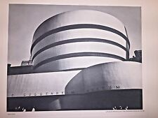 "Sam Falk Unique Profile Of The Guggenheim Museum ""The View From One Wall Street"""